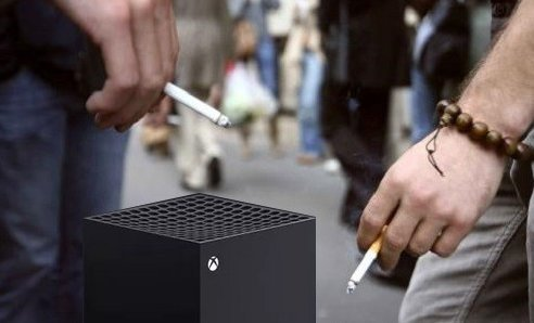 xbox series x cendreid design