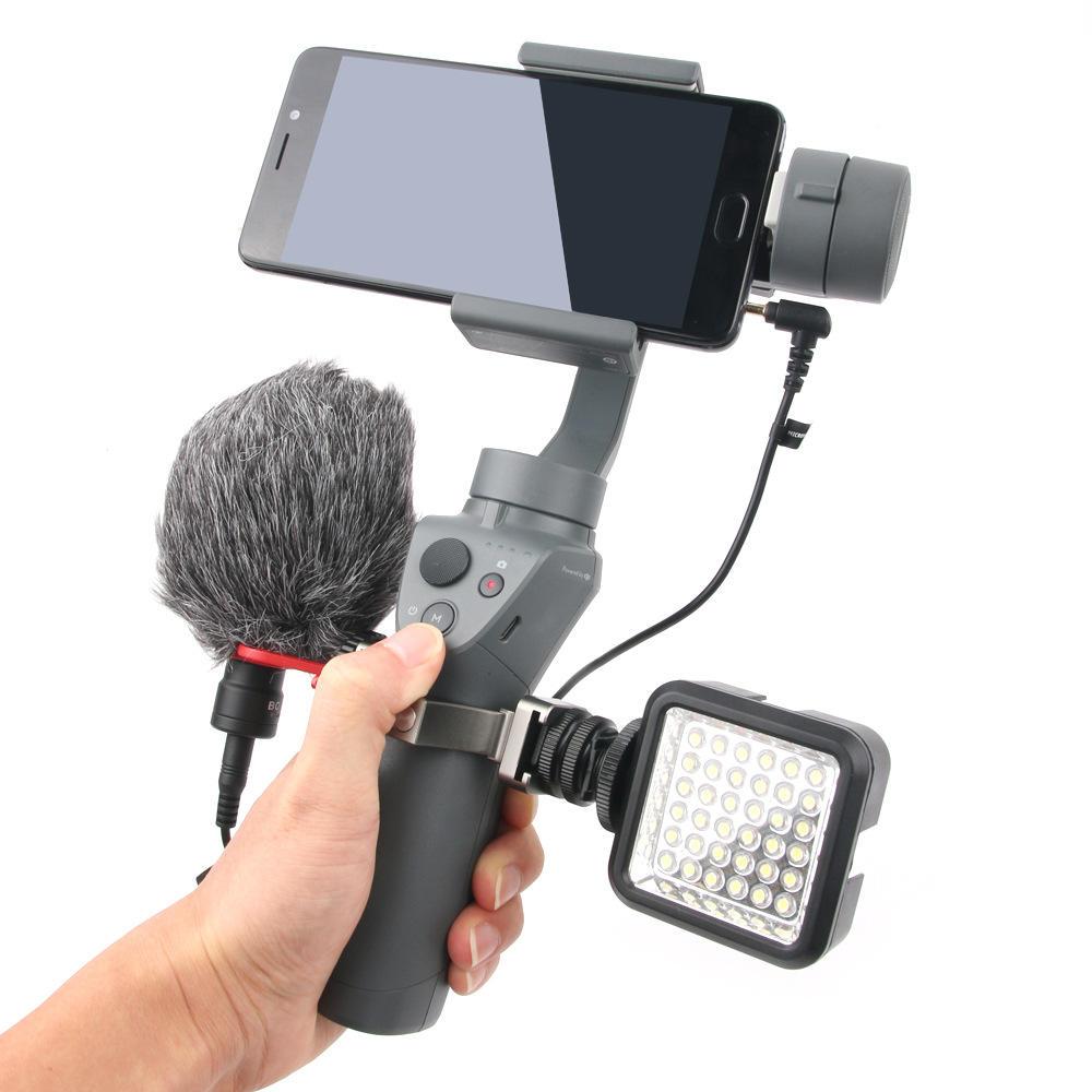 streamer avec smartphone