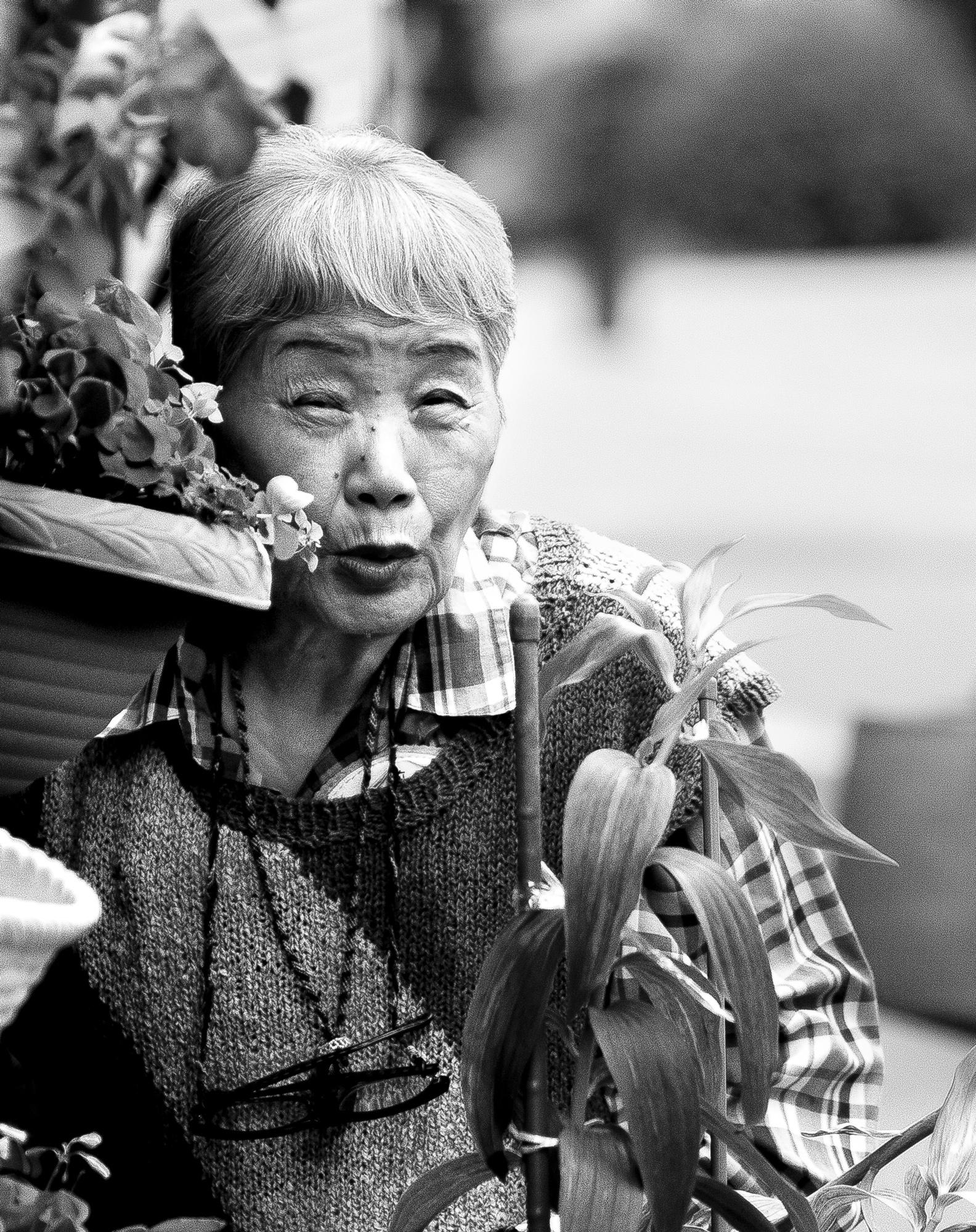 Osaka street photography Japan