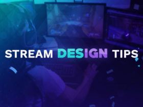 comment design chaine twitch