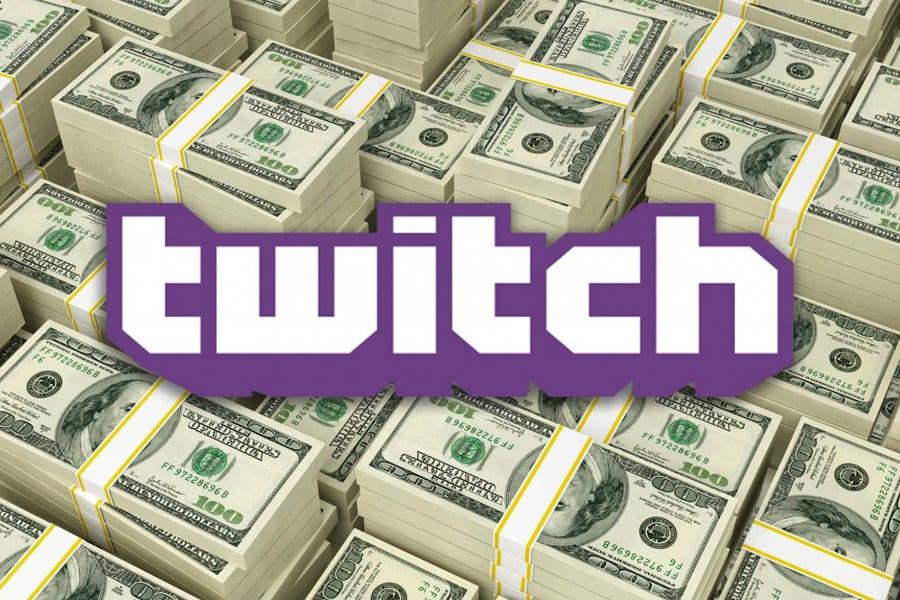 gagner de l'argent sur twitch