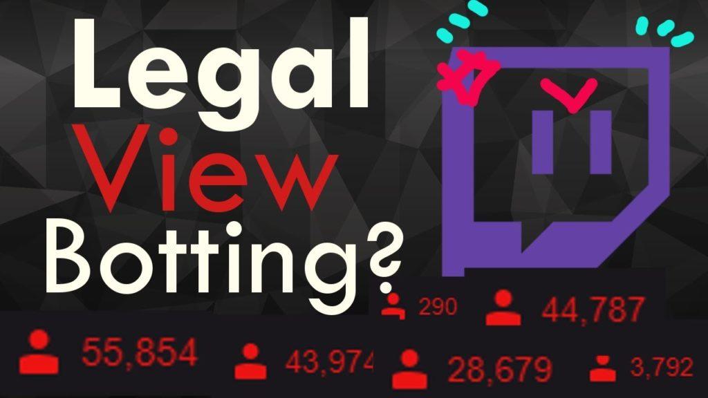 c'est quoi le legal view botting ?