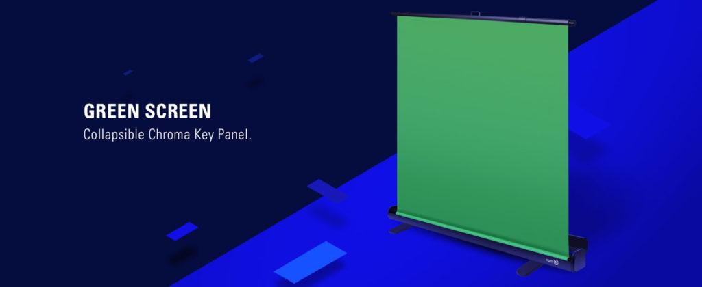 elgato fond vert pour streaming ou video youtube. meilleurs fond vert pour createur de contenue