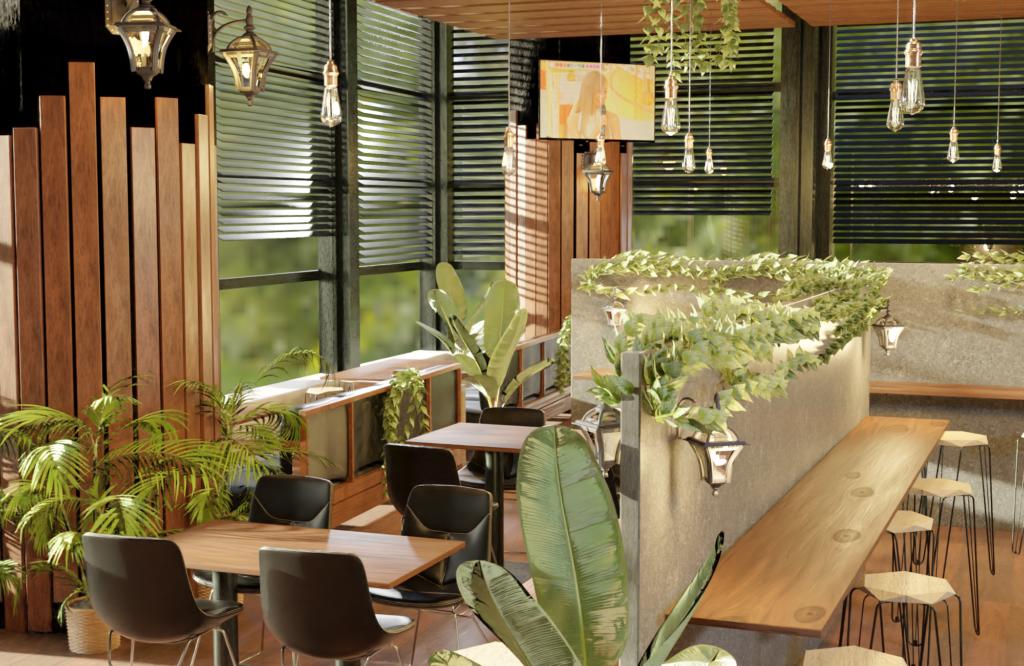 3d design restaurant design d'interieur